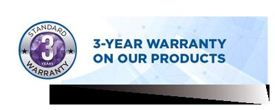 2n 3 year warranty