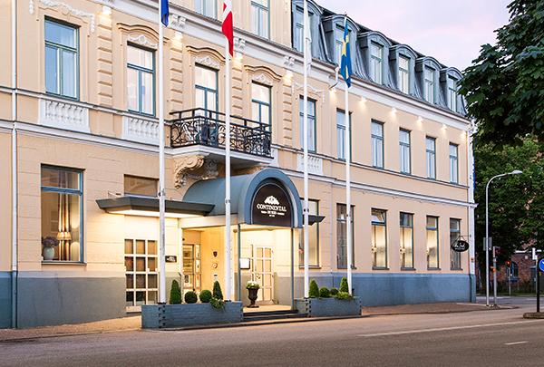 hotel continentaldusud