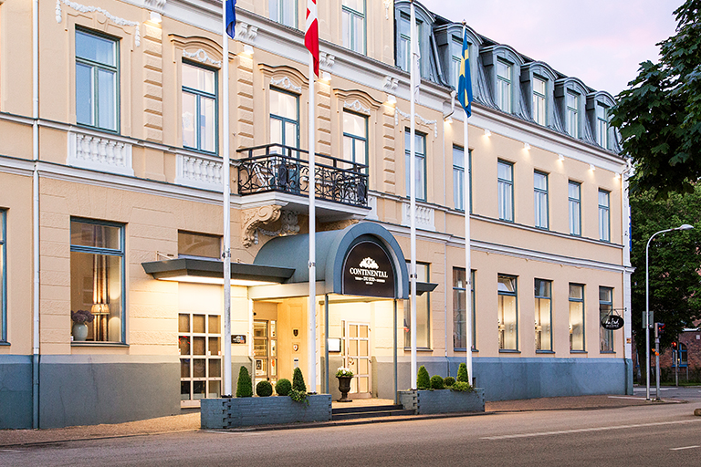 kundcase hotell