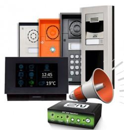 Porttelefoner på IP