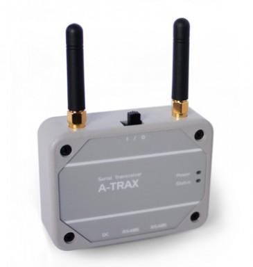 Radio receiver (A-TRAX)
