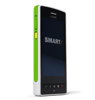 SMART1 Green Bumper