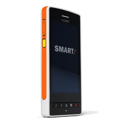 SMART1 Orange Bumper