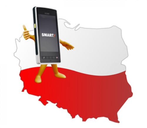 Ny SMART1 distributör! Nu är det Polens tur...
