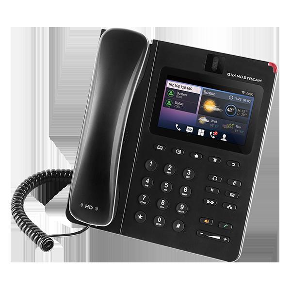 Androidbaserad svarstelefon med video GXV3240