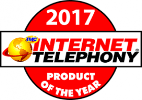 Internet Telephony Product of the Year 2017