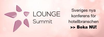 COBS ställer ut på Lounge Summit 2019