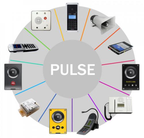 Modern snabbtelefoni med Pulse systemet